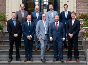 NVR beediging rentmeesters 2018, kasteel Groeneveld Baarn.