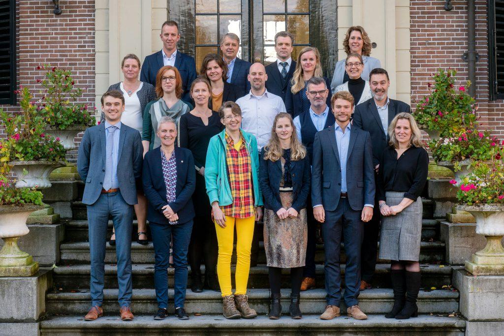 Beëdiging Rentmeesters NVR 2019 in Baarn